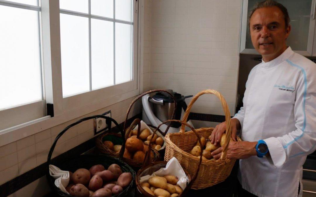 Las patatas, un tesoro de nuestra cocina