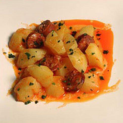 Patatas al estilo Rioja