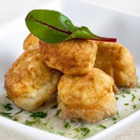 Albóndigas de patata